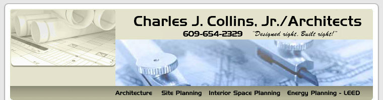 Charles Collins Architect Blog